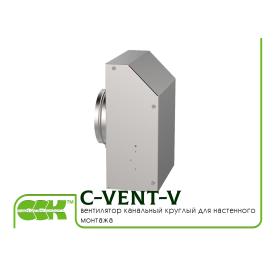 Вентилятор канальный для настенного монтажа C-VENT-V-150В-4-220