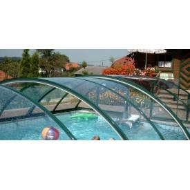 Полікарбонат монолітний Plazit Polyga прозорий 8 мм