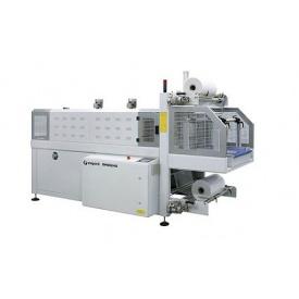 Термоусадочная машина для автоматической групповой упаковки BP800AR производства SmiPack