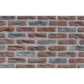 Фасадная плитка Loft Brick МФ 50 NEW Красно-коричневый 190x50 мм