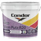 Структурная штукатурка модифицированная силиконом Condor Silikon Putz R20 25кг