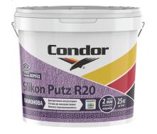 Структурна штукатурка модифікована силіконом Condor Silikon Putz R20 25кг