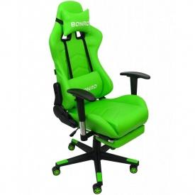 Крісло геймерське Bonro 2007-1 Green