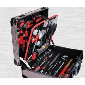 Набор инструмента Utool U10100PX 120 предметов алюмінієвий кейс