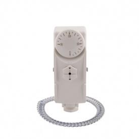 SD Термостат накладний з пружиною 0-90ºC SD349