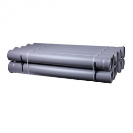 Труба ПП 110х2.7 0,75 м 1 рез