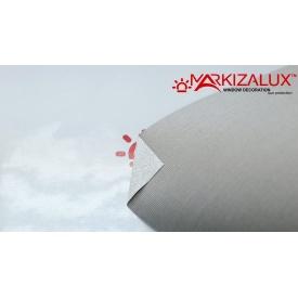 Тканина для рулонних штор Айс перли сірий (000253)