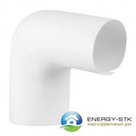 Угол K-flex 30х114 PVC SE 90-3S для наружного покрытия трубной изоляции
