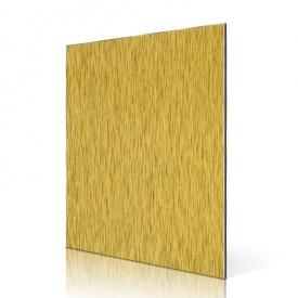 Алюмінієва композитна панель Aluprom 3мм бронза 1250x5600мм