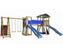 Дитячий майданчик SportBaby-12 3150х4000х8700 мм