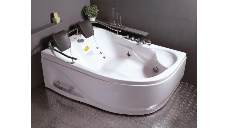 Как пользоваться гидромассажной ванной?