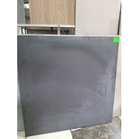 Плитка грес сіра/чорна 600х600 мм