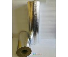 Трубна ізоляція з базальтового волокна 114х50 мм