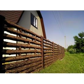 Еврозабор ранчо 2x0,5 м