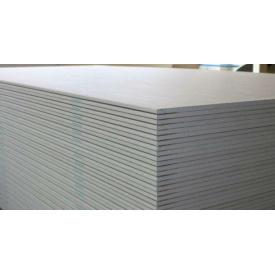 Гіпсокартон стіновий 3 м х1,2 м х 12,5 мм