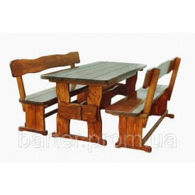 Комплект мебели большой деревянный 1800х800 мм