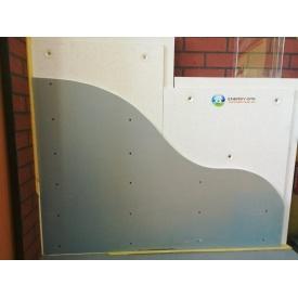Звукоизолирующая панель ЗИПС-Синема 1500х500 мм с комплектом крепежа