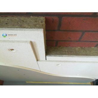 Ефективна звукоізоляція стелі і стіни Зипс - Вектор 1200x600x40 мм