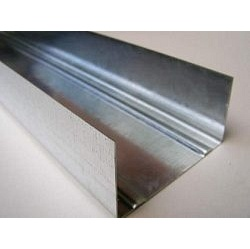 Профиль для гипсокартона UW 100х35 стандарт 0,55 мм ГОСТ
