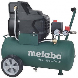 Компресор Metabo Basic 250-24 W OF