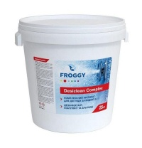 Хлор тривалої дії FROGGY 3в1 25 кг