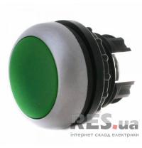 Головка кнопки M22-DL-G с подсветкой зеленая Eaton