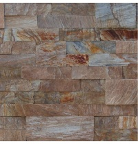 Камінь соломка ALEX Group Турецьке дерево рудо-коричневий