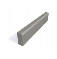 Поребрик 50x20x6 см сірий