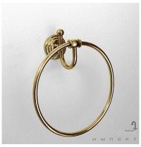 Кольцо для полотенец Pacini & Saccardi Rome 30052/О золото