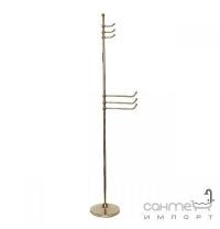 Стійка для рушників підлогова 170 см Pacini & Saccardi Piantane 5015/B бронза