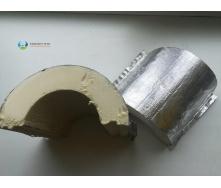 Сегмент из ППУ для изоляции труб снаружи 45х42 мм