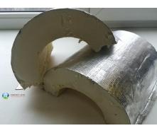 Сегмент-скорлупа из пенополиуретана 25х40 мм