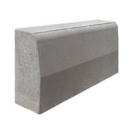 Бордюр дорожный 1000*270*150 мм серый