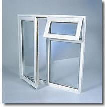 Алюминиевое окно из профиля Alumil