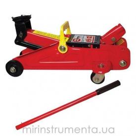 Домкрат гидравлический подкатной Intertool GT0108