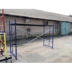 Риштування будівельні рамні Стандарт 8х3 м
