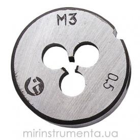 Плашка M 6x1,0 мм Intertool Sd-8217
