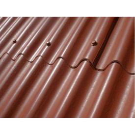 Керамопласт 2х0,9 м коричневый
