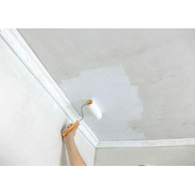 Фарбування стелі в будинку
