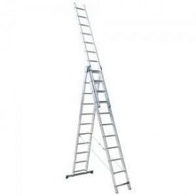 Лестница универсальная 3х11 3.2м-7.4м