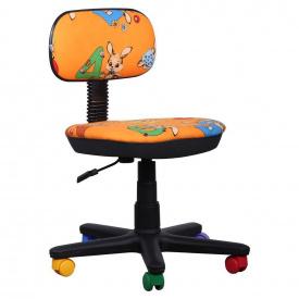 Крісло дитяче AMF Бамбо Цифри помаранчевий