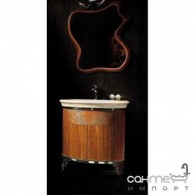 Комплект меблів для ванної кімнати Godi CT-22 червоний дуб