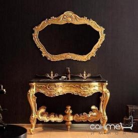 Комплект меблів для ванної кімнати Godi US-25 патиноване золото