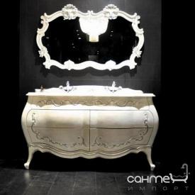 Комплект меблів для ванної кімнати Godi хZ-03 білий ясен