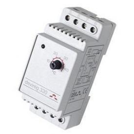 Терморегулятор DEVIreg Touch Ivory