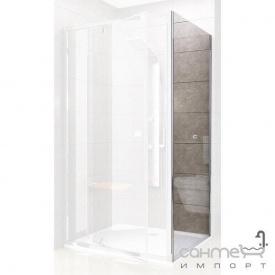 Боковая стенка Ravak Pivot PPS-100 белый/прозрачное 90GA0100Z1