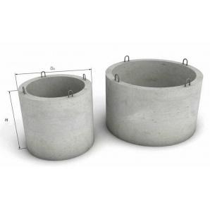 Кольцо колодезное железобетонное КС 8.7 800 мм