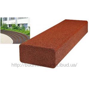 Каучуковий блок для сходів Normbau 1000*300*150 мм