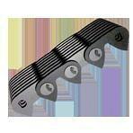 Цепь приводная зубчатая ПЗ-1-19,05-143-93 102*20,1 мм