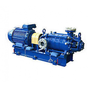 Секційний відцентровий насос ЦНСг 180-340 250 кВт 3165*773*1010 мм